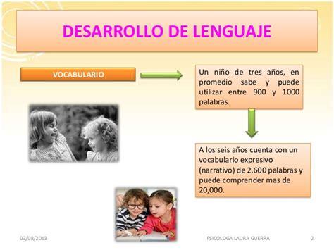 Desarrollo cognitivo de la segunda infancia 3 6 años