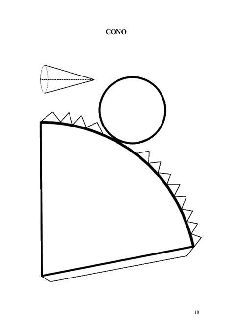 Desarrollo de cuerpos geometricos