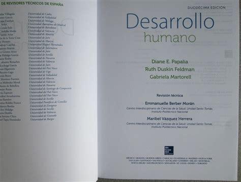 Desarrollo Humano Diane Papalia 13 Edicion Pdf Gratis ...