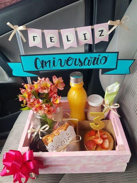 Desayuno especial | Cajas para desayunos sorpresa, Como ...