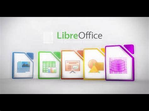 Descarga Libreoffice 5.3 En Español 2017 Gratis Sin Virus ...