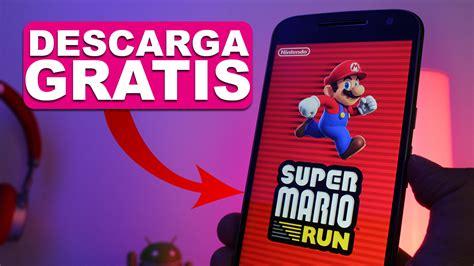 Descarga Mario bros Run para Android GRATIS | Tecnocat ...