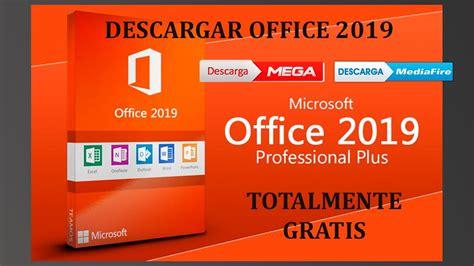 DESCARGA MICROSOFT OFFICE 2019 GRATIS + ACTIVADOR FULL 32 ...