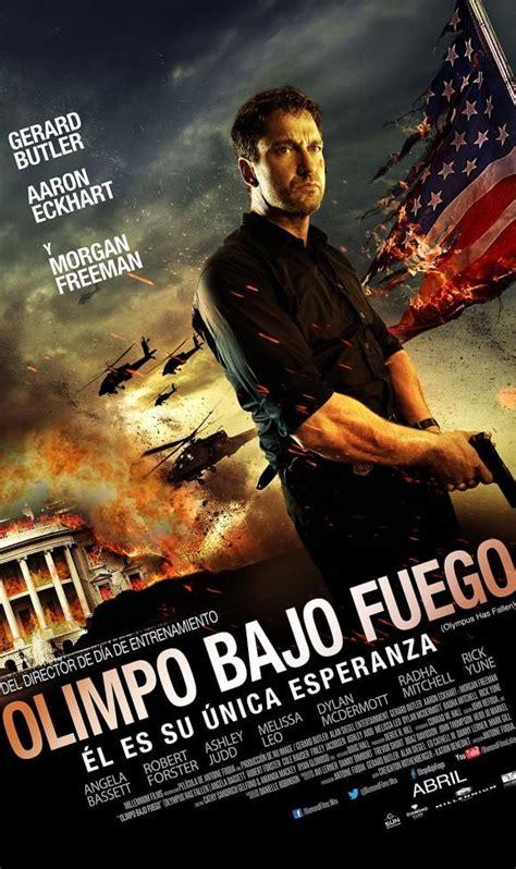 Descarga Olimpo Bajo Fuego  2013  DVDRip Latino 1 Link ...