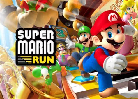 Descarga Super Mario Run gratis para iOS y Android | Desglobin