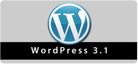 Descarga WordPress 3.1 en Español   Noticias Wordpress