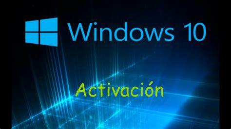 Descargar Activador de Windows 10 Pro Gratis ~ PROGRAMAS ...