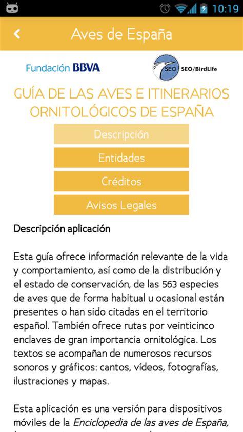 descargar app Guía de las aves de España   Paperblog
