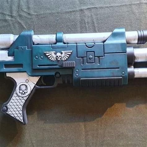 Descargar archivo STL Arma de fuego triple inspirada en ...