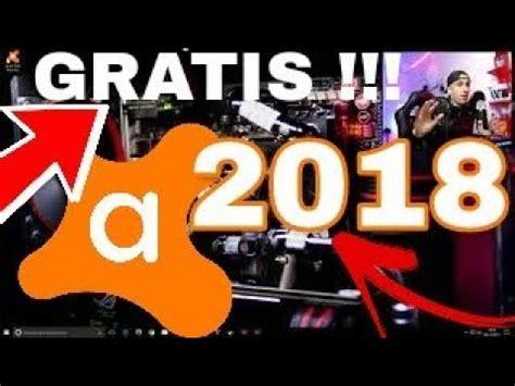 DESCARGAR AVAST 2018 Español ANTIVIRUS GRATIS Full PARA ...