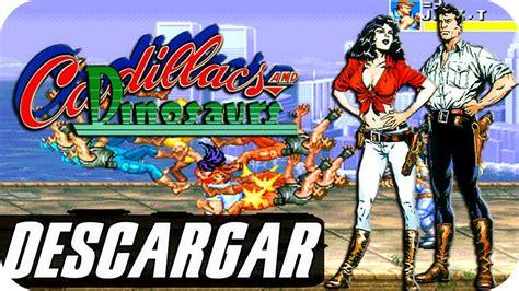 Descargar Cadillacs and Dinosaurs Portable Para PC [MEGA ...