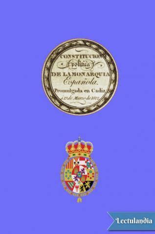 Descargar Constitución Española de 1812 en ePub y PDF ...