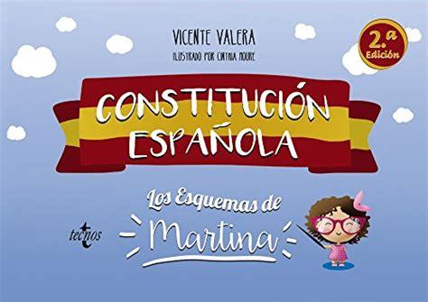 Descargar Constitución Española. Los esquemas de Martina ...