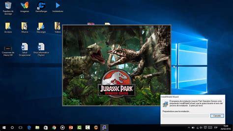 Descargar e instalar Jurassic Park Operation Genesis Full ...