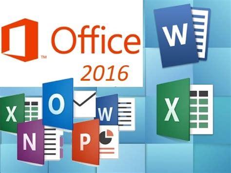 Descargar e instalar Microsoft Office 2016 en Español ...