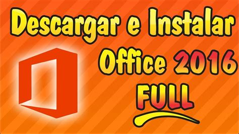 Descargar e Instalar Microsoft Office Professional Plus ...