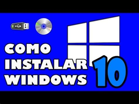 Descargar e Instalar Windows 10 PRO ACTIVADO con USB ...