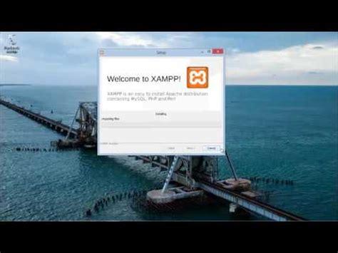 Descargar e instalar XAMPP, 32, 64 bits, windows 7, 8,8.1 ...