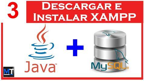 Descargar e Instalar XAMPP [NetBeans con MySQL] [3/25 ...
