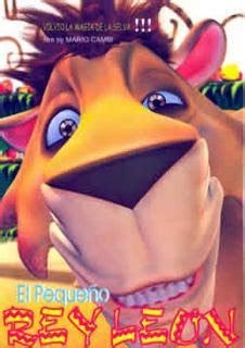 Descargar El Pequeño Rey Leon en Español Latino Online Gratis