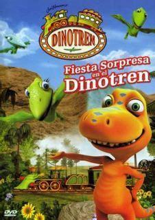 Descargar Fiesta sorpresa en el Dino Tren   DVDRIP LATINO ...