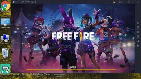 Descargar FREE FIRE para PC | GRATIS | nueva actualización ...
