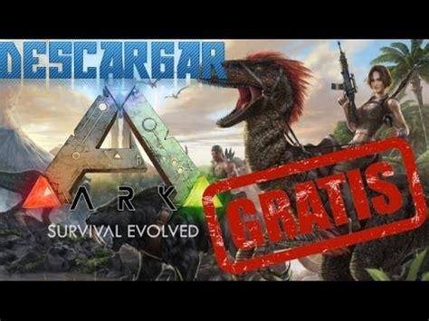 DESCARGAR GRATIS ARK SURVIVAL EVOLVE + DLC´S II PC FULL II ...