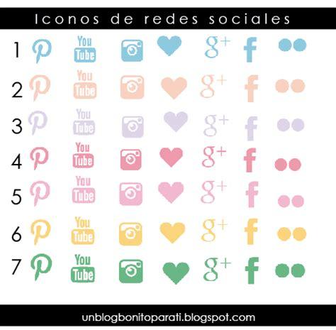 Descargar iconos de redes sociales gratis   Mi diamante azul