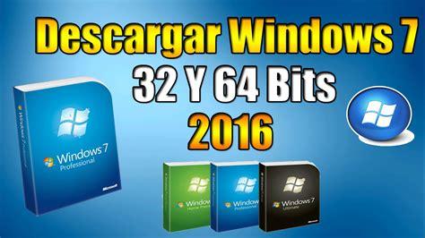 Descargar Imagen ISO Windows 7 Ultimate 32 Bits y 64 Bits ...