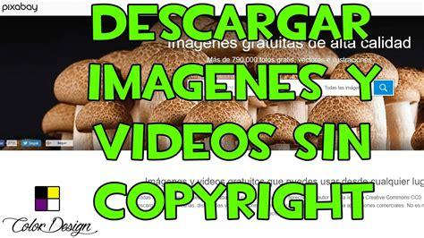 Descargar Imagenes y videos sin copyright GRATIS ...