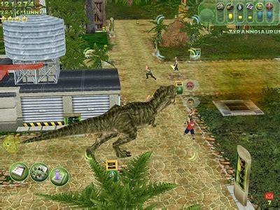 Descargar Jurassic Park: Operation Genesis