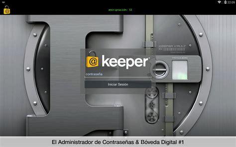 Descargar Keeper Gestor de Contraseñas 11.2.3 Android ...