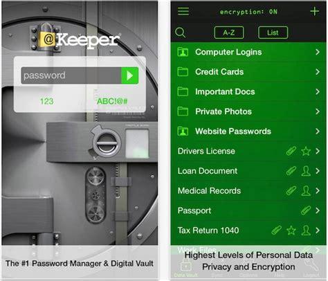 Descargar Keeper gratis para Android | Todocelulares