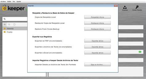 Descargar Keeper Password Manager   Gratis en Español