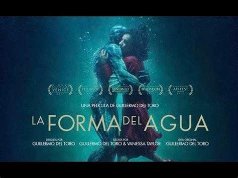 Descargar la forma del agua 1 link español latino HD   YouTube