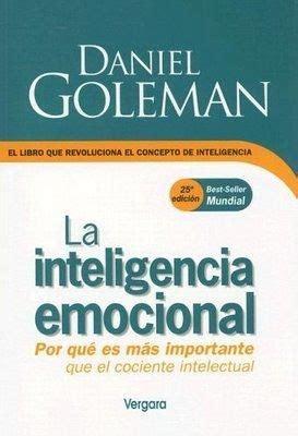Descargar La Inteligencia Emocional  Daniel Goleman en PDF ...