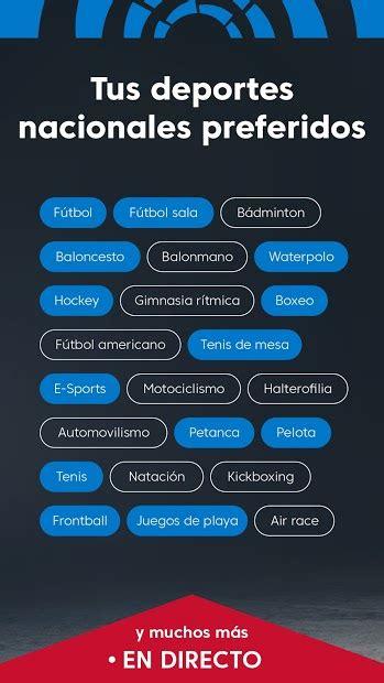 Descargar LaLigaSportstv   TV del Deporte Español en ...