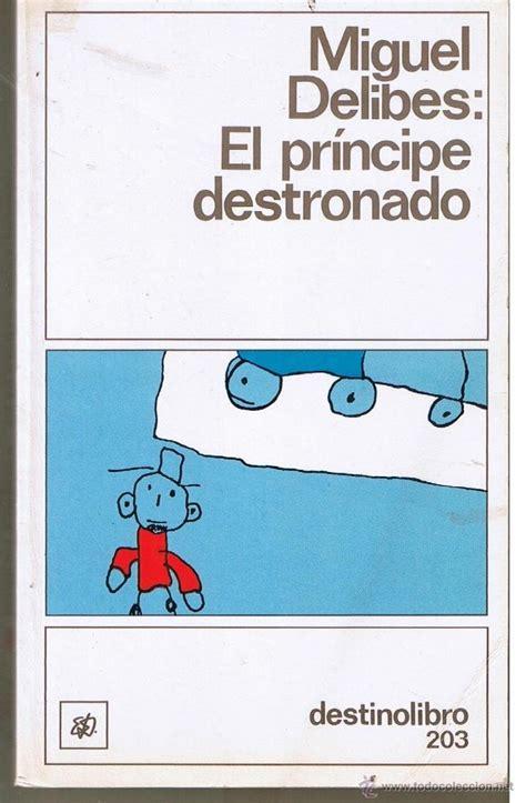 DESCARGAR LIBRO EL PRINCIPE DESTRONADO PDF
