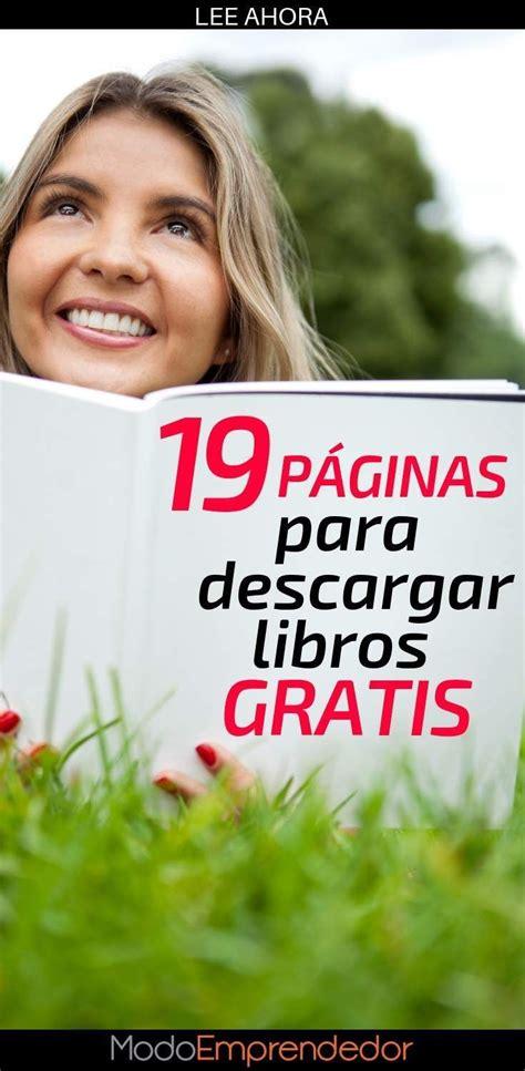 Descargar libros gratis pdf sin registrarse autoayuda