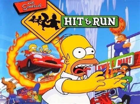 DESCARGAR Los Simpsons Hit And Run FULL ISO ESPAÑOL ...