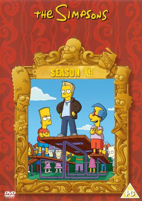 Descargar Los Simpsons Temporada 19 Latino   Hackstore