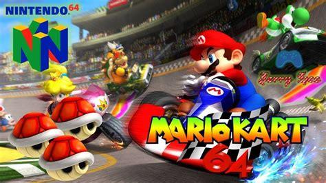 Descargar Mario kart 64  PORTABLE  Sin emulador Para PC ...