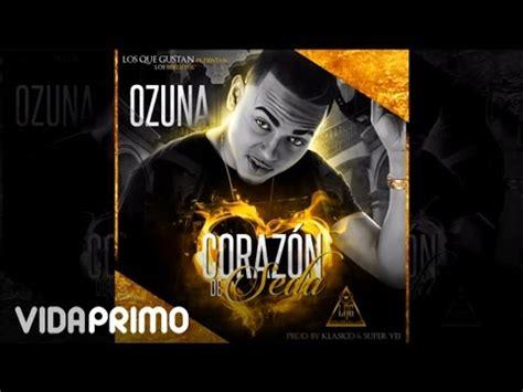 Descargar MP3 Ozuna corazon seda GRATIS