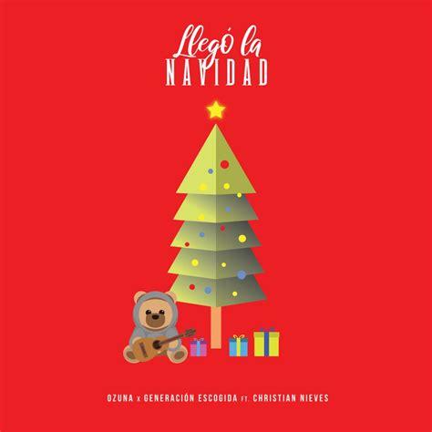 Descargar MP3: Ozuna   Llegó la Navidad  Mp3    TraFicando.NeT