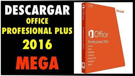 DESCARGAR Office 2016 Español FULL 1 LINK MEGA ACTUALIZADO ...