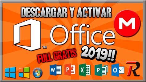 Descargar Office 2018 Full Español + Activador   Octubre ...