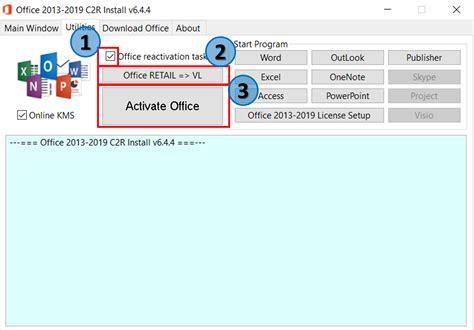 Descargar Office 2019 en español 32 y 64 bits versión 1902 ...