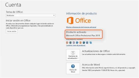 Descargar Office 2019 Full Español + Activador / 32 64 ...