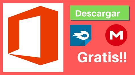 Descargar Office 2019 gratis completo en español [Mega]