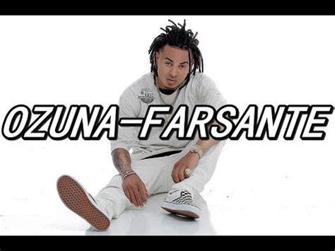 Descargar Ozuna Farsante [AUDIO OFICIAL] 2018   YouTube